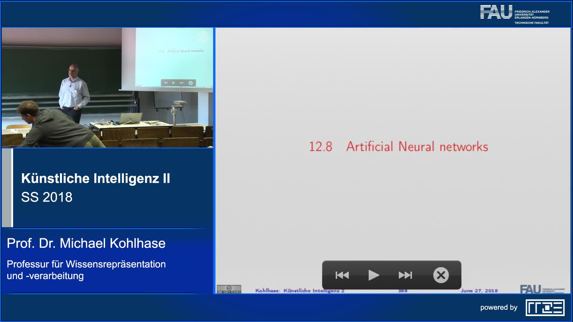Artificial Intelligence II preview image