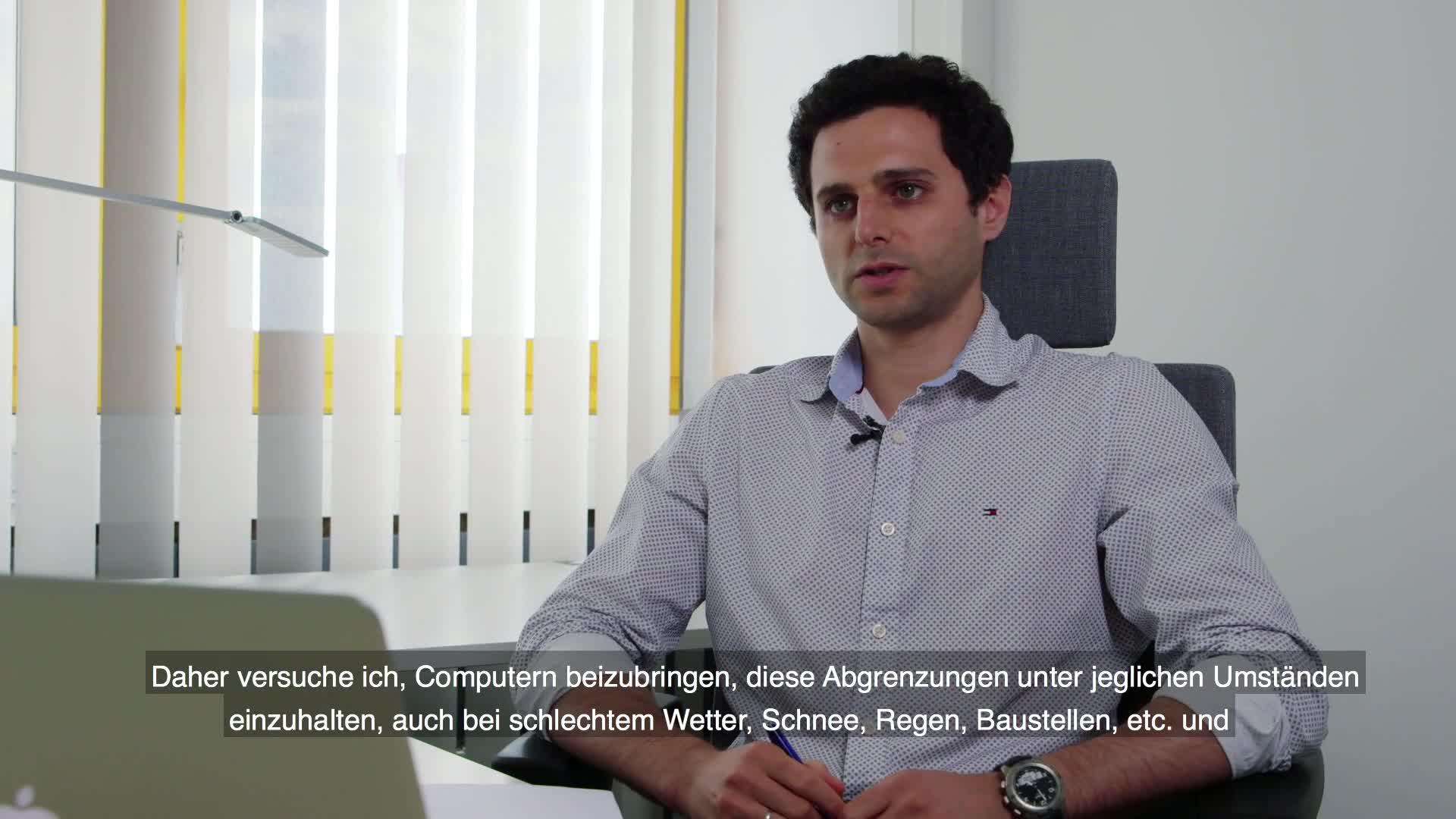 Prof. Dr. Veniamin Morgenshtern - Multimediakommunikation und Signalverarbeitung preview image