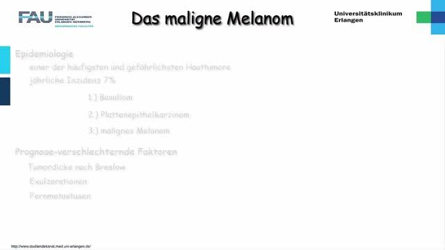 Medcast - Dermatologie - Melanom preview image