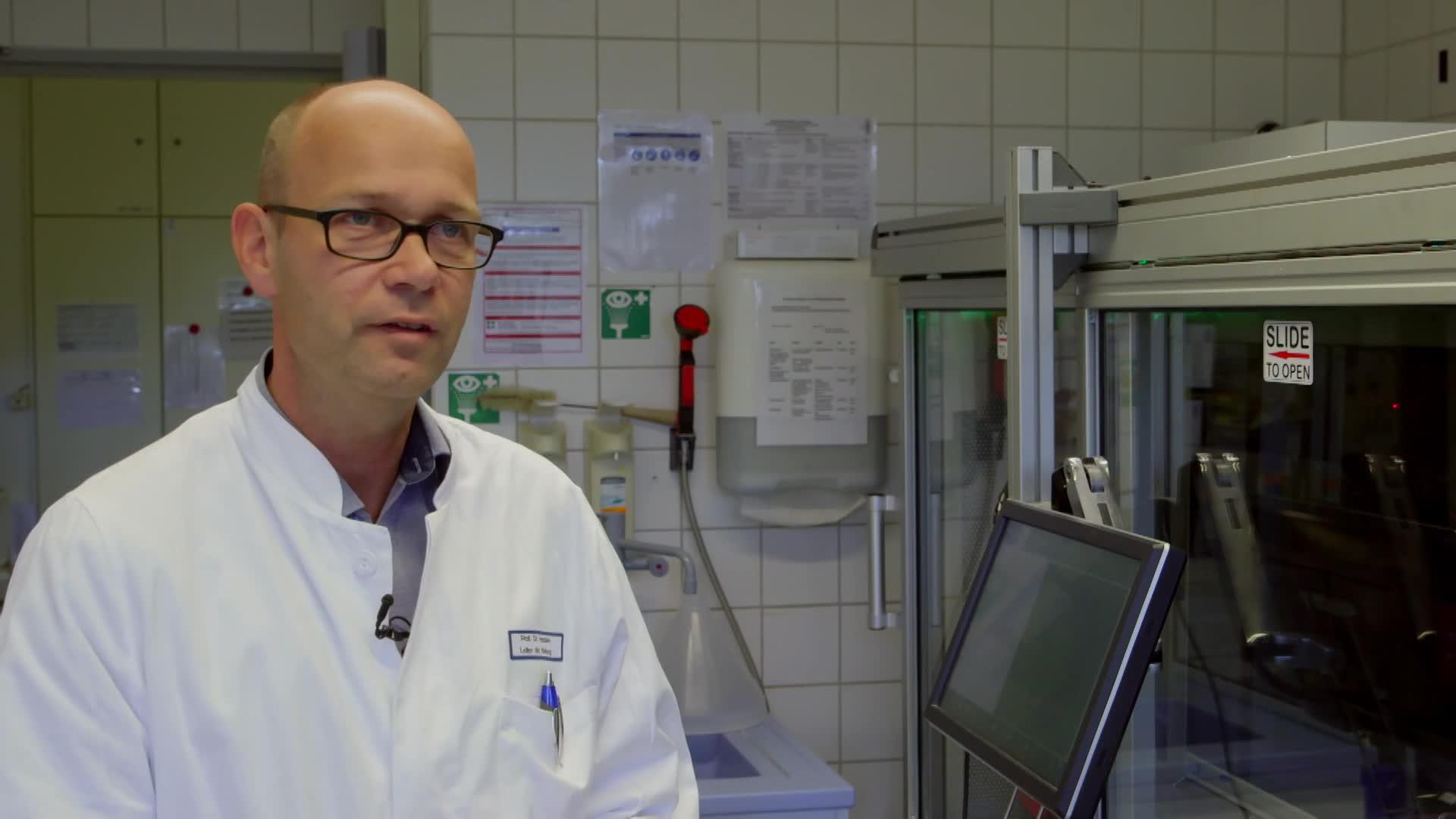 Prof. Dr. Holger Hackstein - Die Spürhunde des Abwehrsystems im Visier preview image