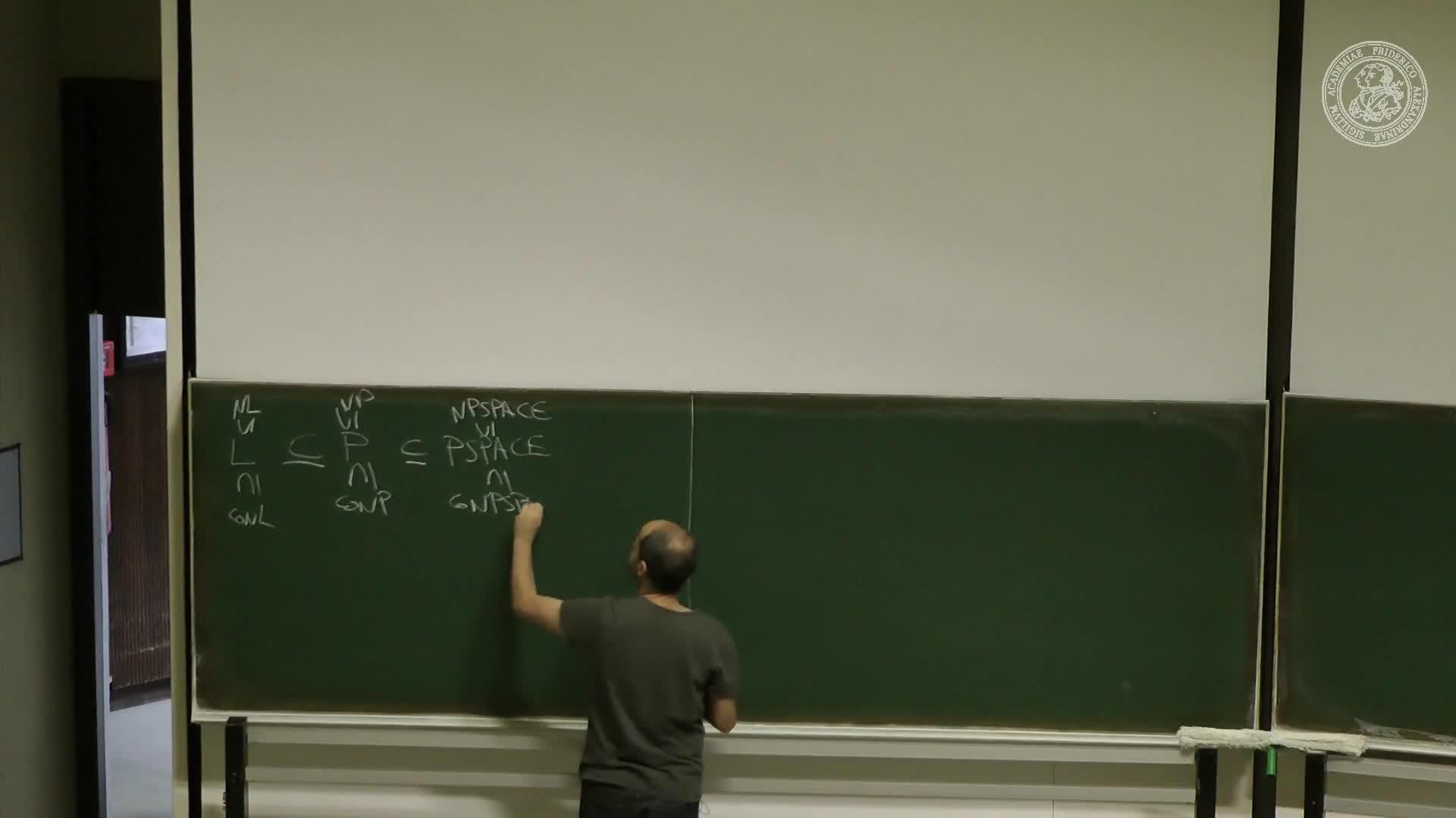 Komplexität von Algorithmen preview image