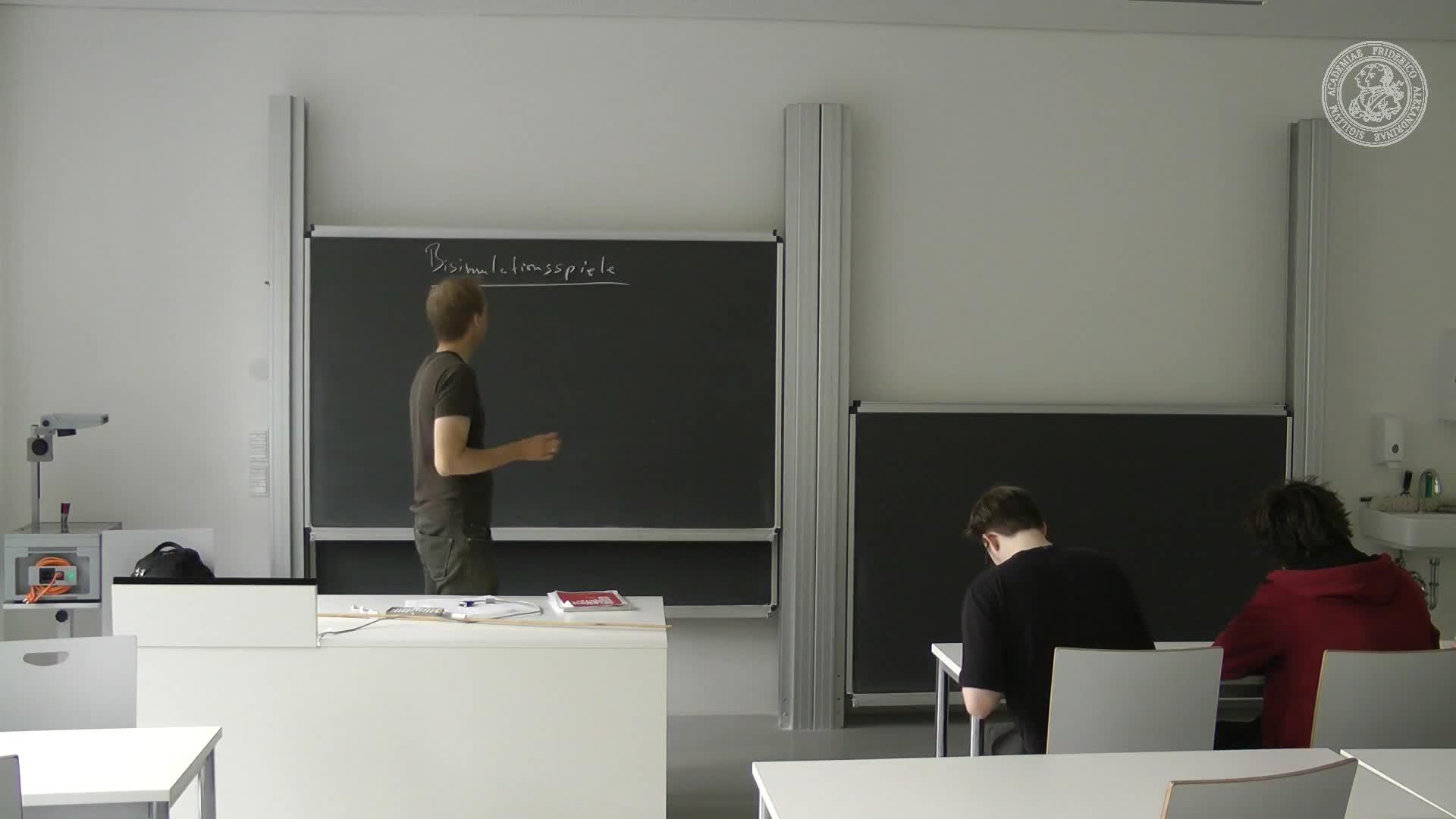Kommunikation und Parallele Prozesse preview image