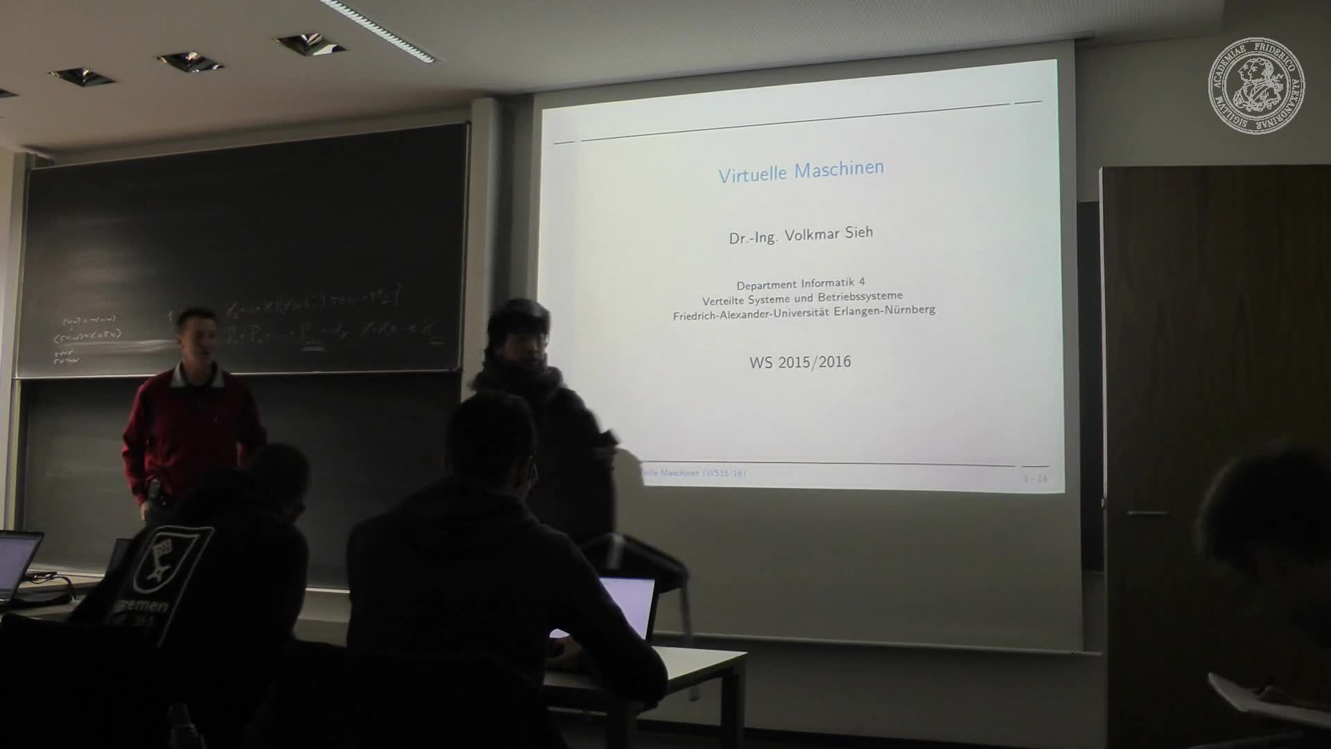 Virtuelle Maschinen preview image