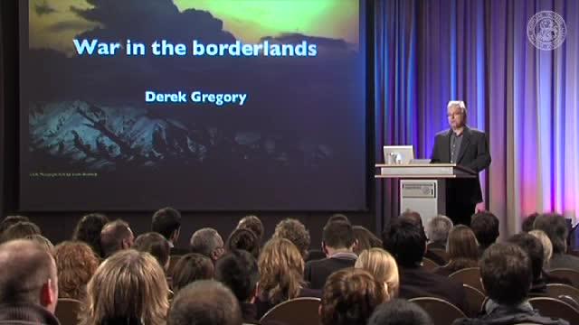 Erlanger Vortrag zur Kulturgeographie 2011 - War in the Borderlands preview image