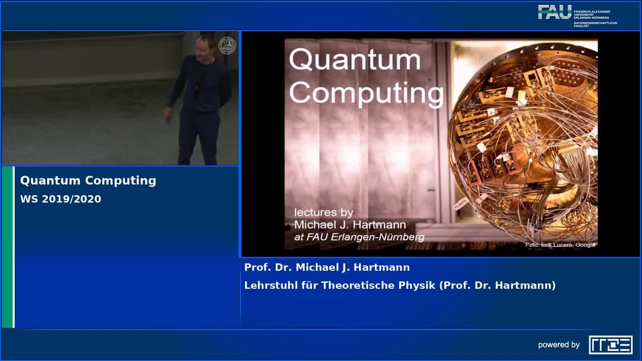 Quantum Computing preview image