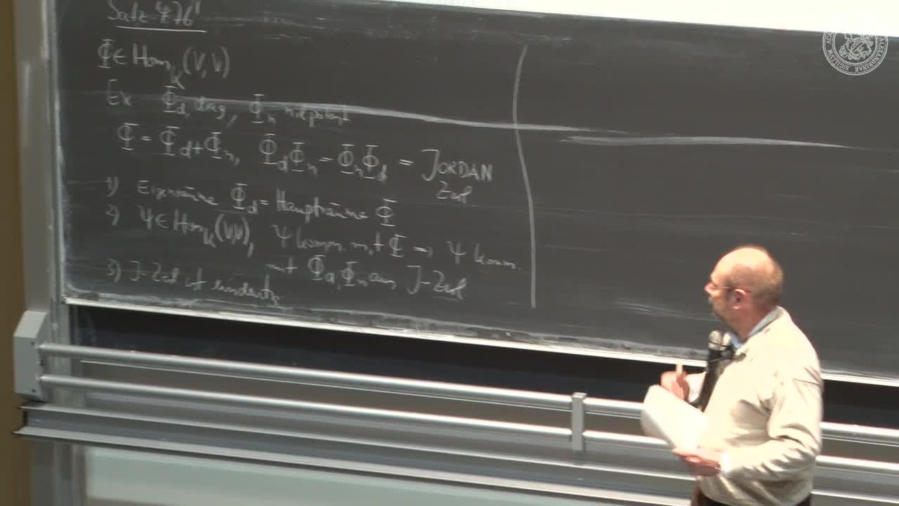 Lineare Algebra 2 2011/2012 preview image