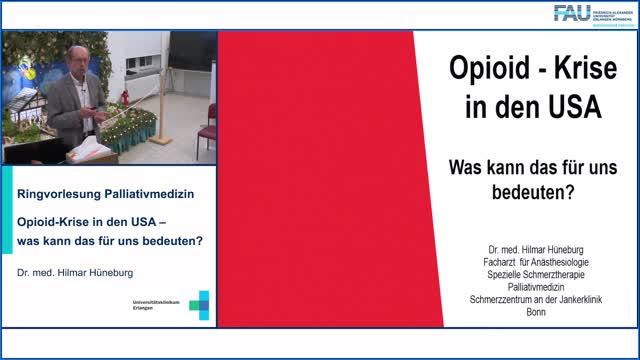 Opioid-Krise in den USA - was kann das für uns bedeuten? preview image