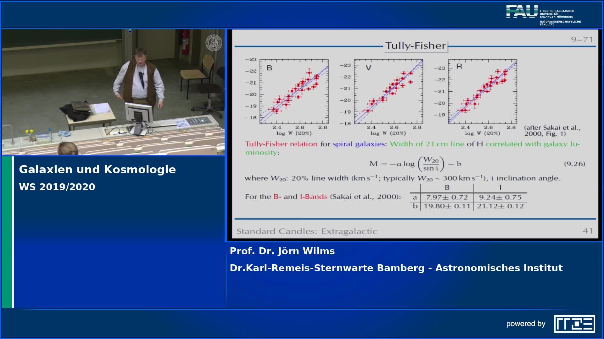 Galaxien und Kosmologie preview image