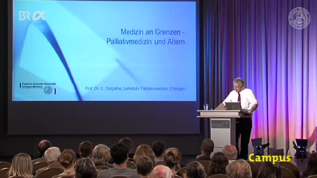 Medizin an Grenzen - Palliativmedizin und Altern preview image