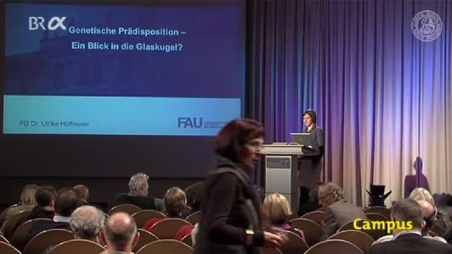 Genetische Prädisposition - Ein Blick in die Glaskugel? preview image