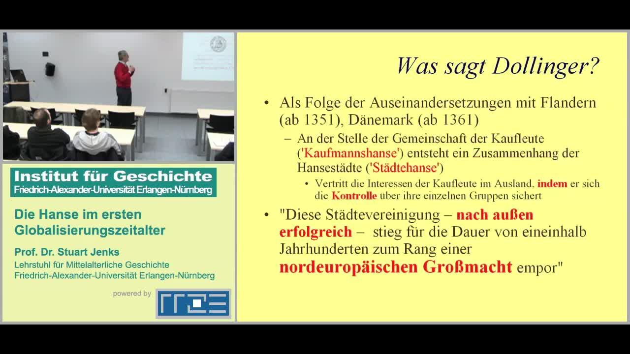 Die Hanse im ersten Globalisierungszeitalter (1200-1500) preview image