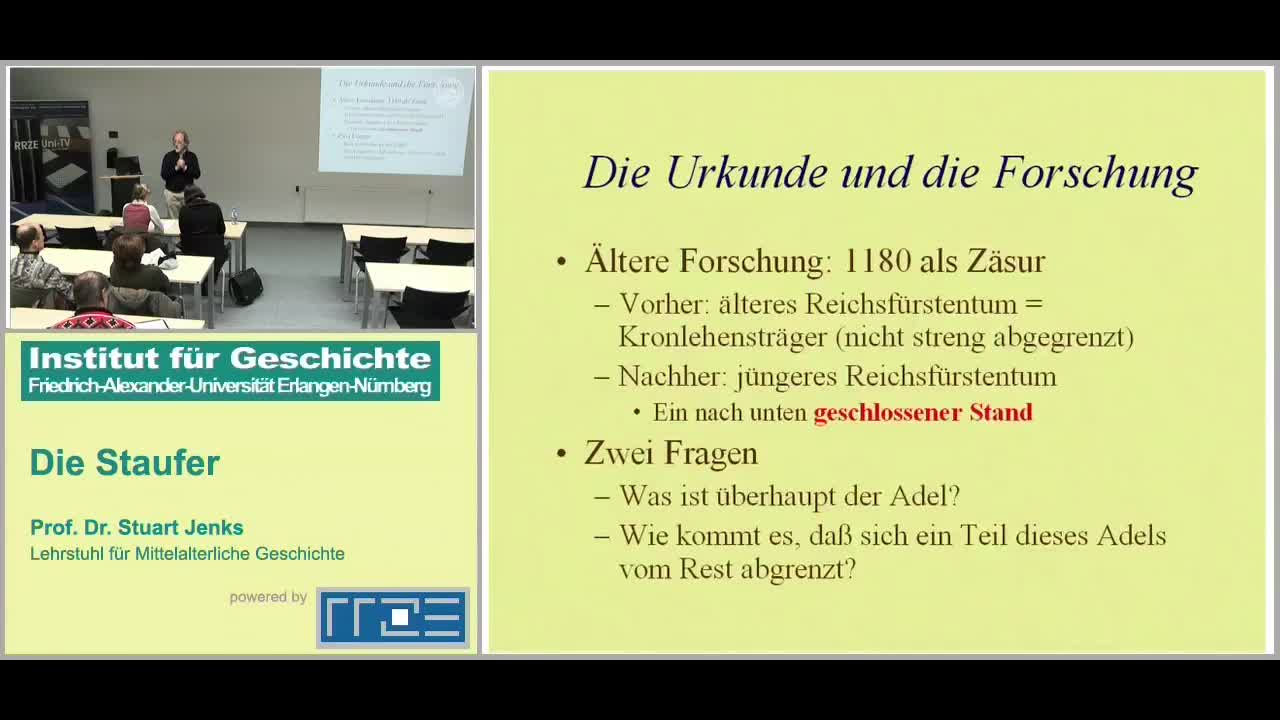 Die Staufer preview image