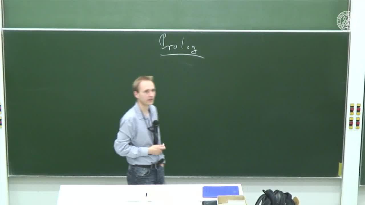 Grundlagen der Logik und Logikprogrammierung preview image