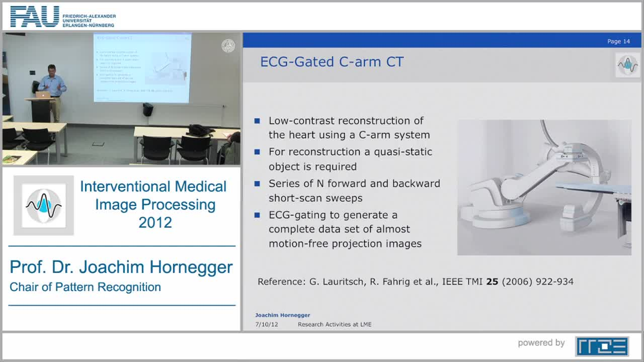Interventional Medical Image Processing (IMIP) 2012 preview image