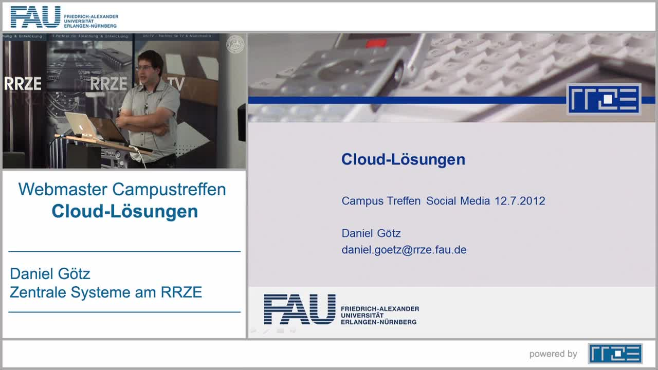 Cloud-Lösungen preview image