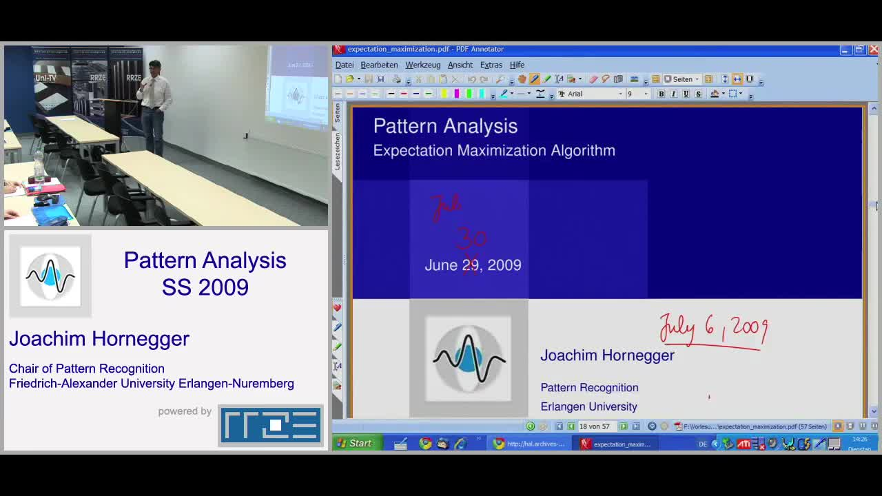 Musteranalyse/Pattern Analysis preview image