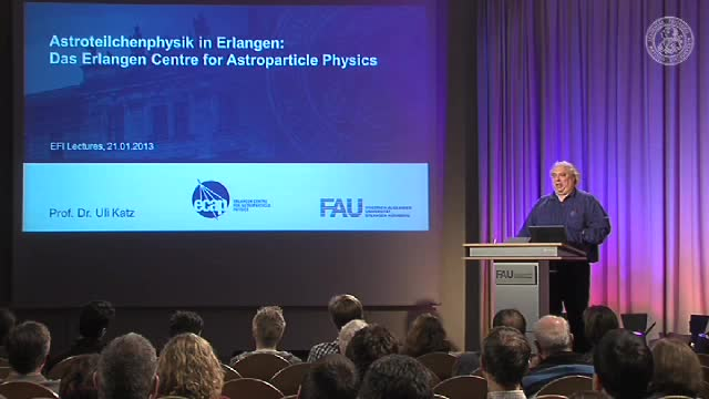 Erlangen Centre for Astroparticle Physics