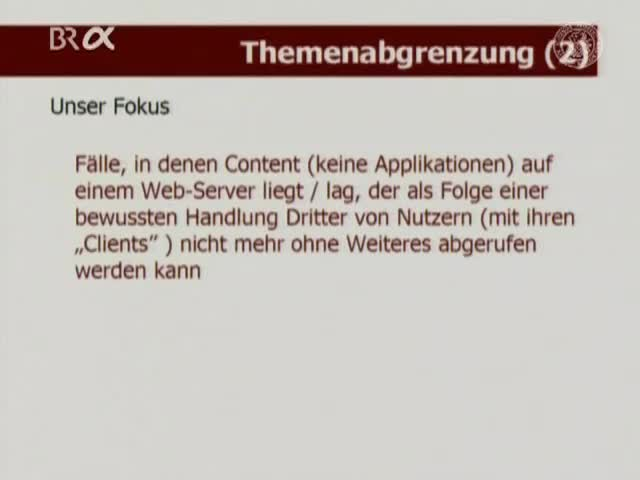 Facetten der Kommunikationskontrolle im Web preview image